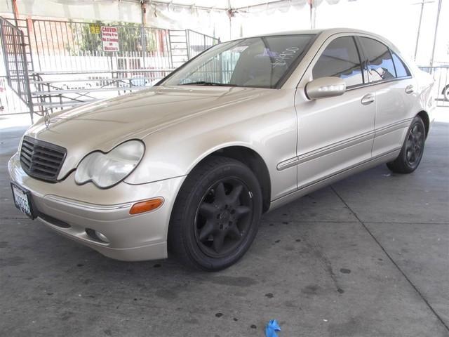 Photo Used 2002 Mercedes-Benz C320