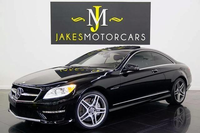 Photo Used 2013 Mercedes-Benz CL65 AMG