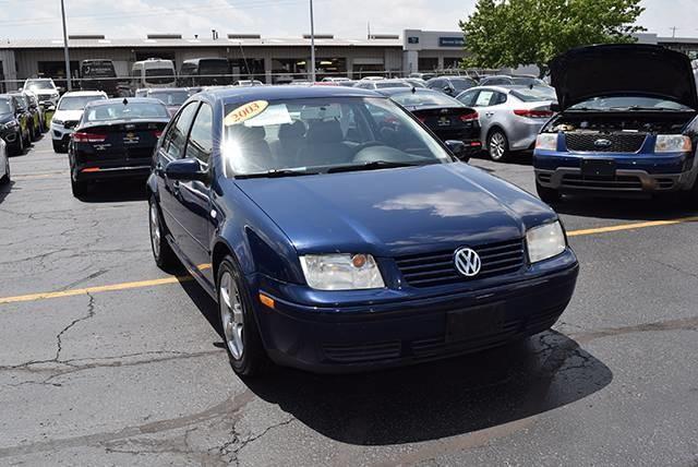 Photo Used 2003 Volkswagen Jetta GL