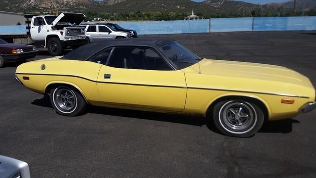 Photo Used 1973 Dodge Challenger