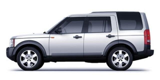 Photo Used 2007 Land Rover LR3 HSE