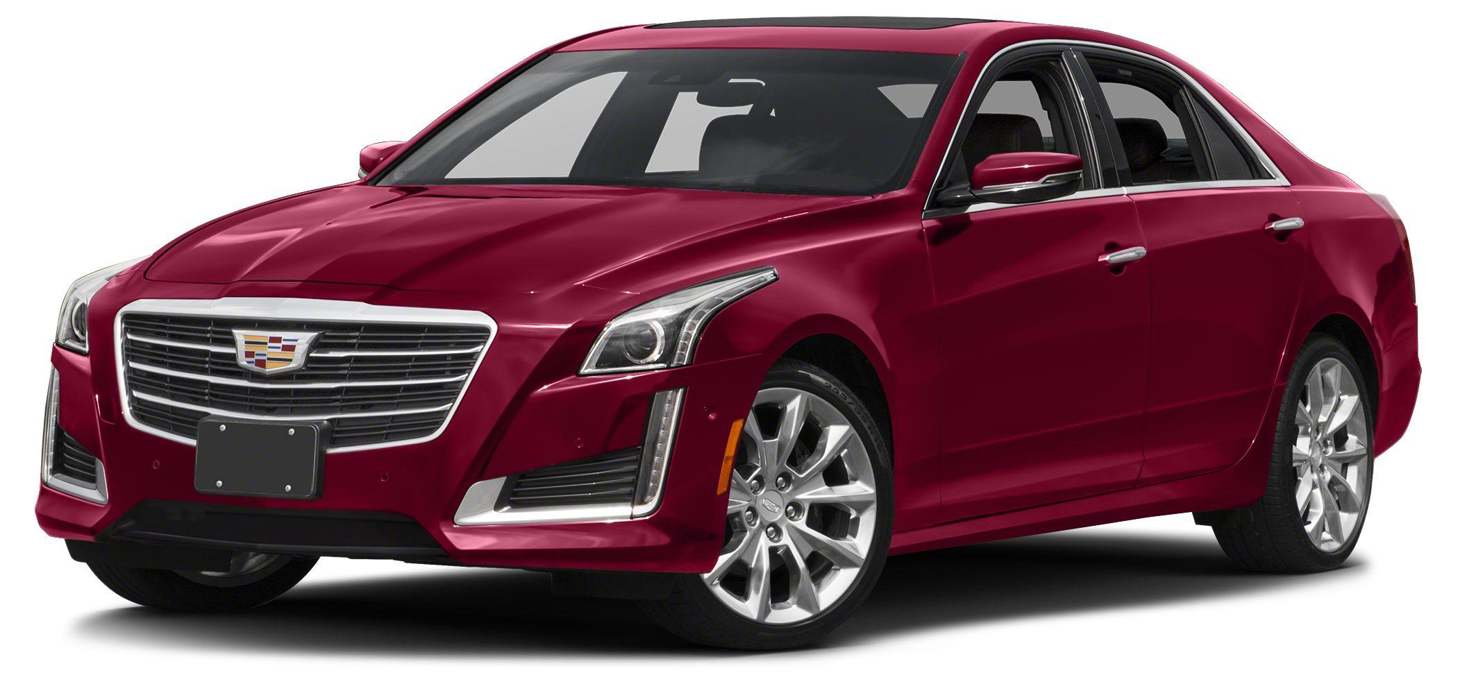 Photo Used 2016 Cadillac CTS 2.0L Turbo Standard