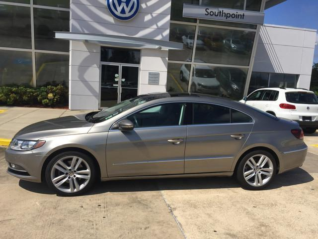 Photo Used 2013 Volkswagen CC 2.0T Lux