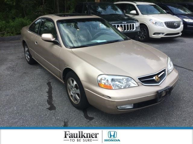 Photo Used 2001 Acura CL 3.2
