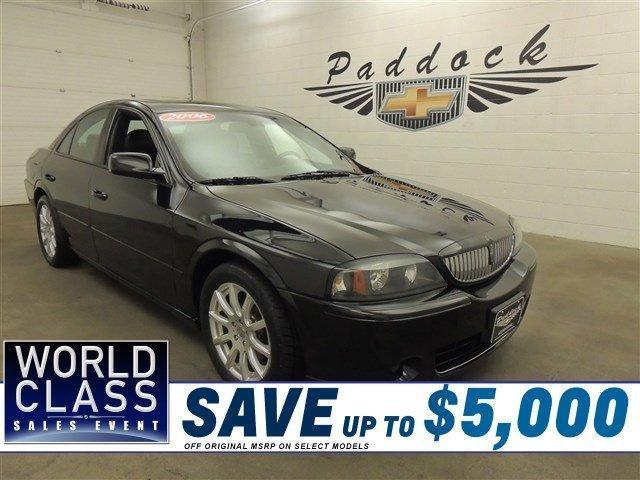 Photo Used 2006 Lincoln LS