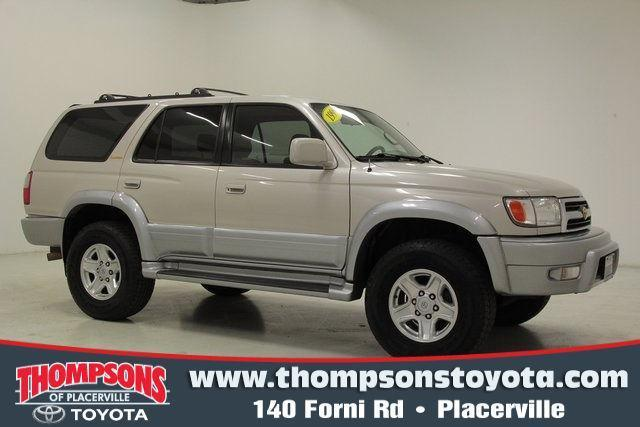 Photo Used 1999 Toyota 4Runner Limited
