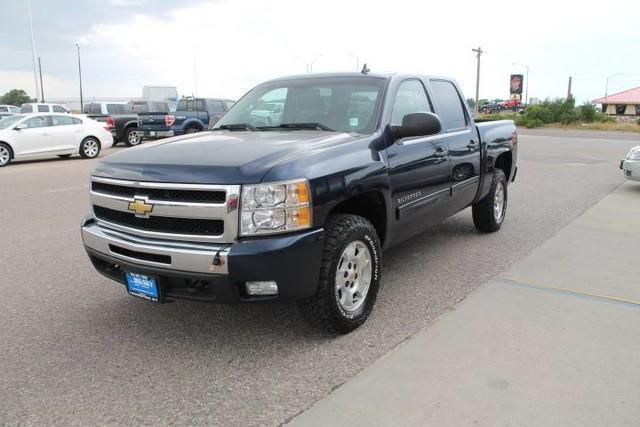 Photo Used 2010 Chevrolet Silverado 1500 LT