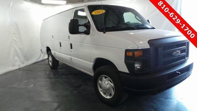 Photo Used 2012 Ford E250 Cargo