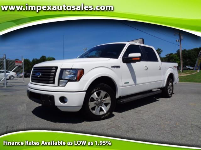 Photo Used 2011 Ford F150 FX2