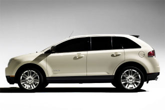 Photo Used 2007 Lincoln MKX