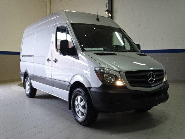 Photo Used 2016 Mercedes-Benz Sprinter 2500