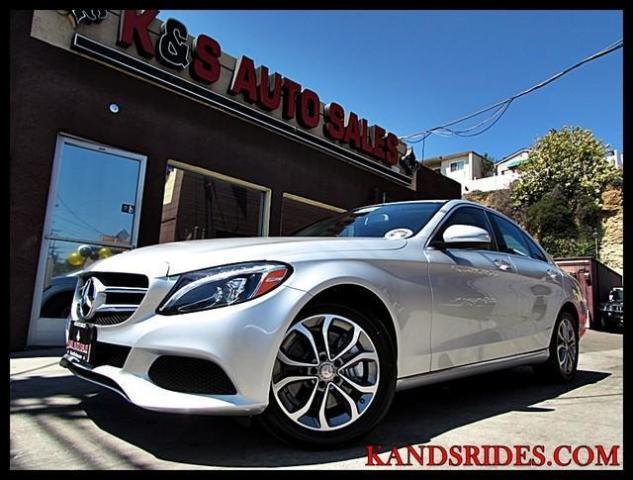 Photo Used 2015 Mercedes-Benz 1 PKG BURMESTER SOUND KEYLESS GO