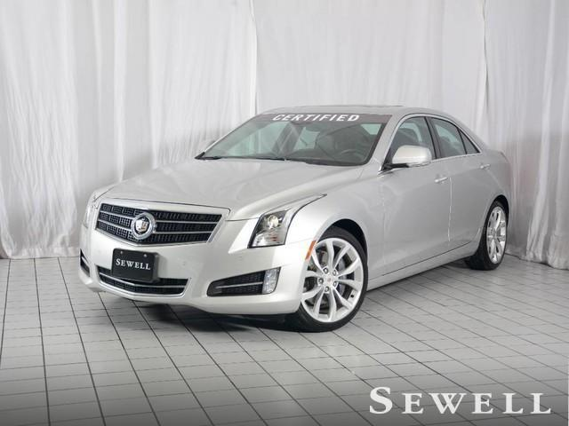 Photo Used 2013 Cadillac ATS 2.0L Turbo Performance