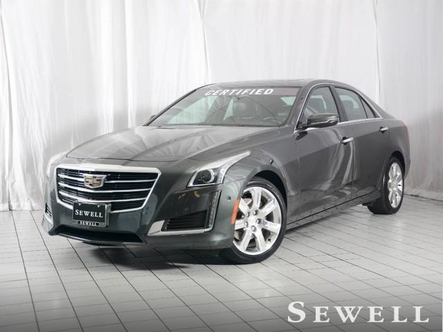 Photo Used 2015 Cadillac CTS 2.0L Turbo Premium