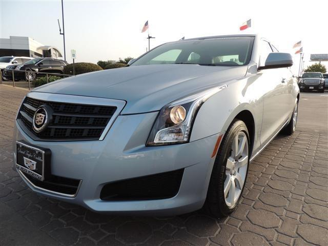 Photo Used 2013 Cadillac ATS Base