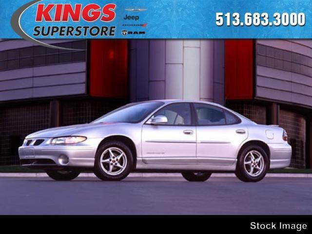 Photo Used 2003 Pontiac Grand Prix GT