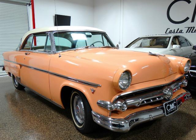 Photo Used 1954 Ford Crestline Victoria