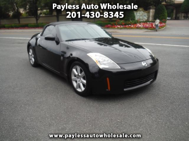 Photo Used 2004 Nissan 350Z Touring