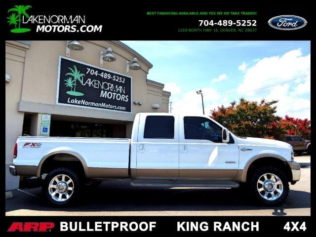 Photo Used 2006 Ford F350 King Ranch