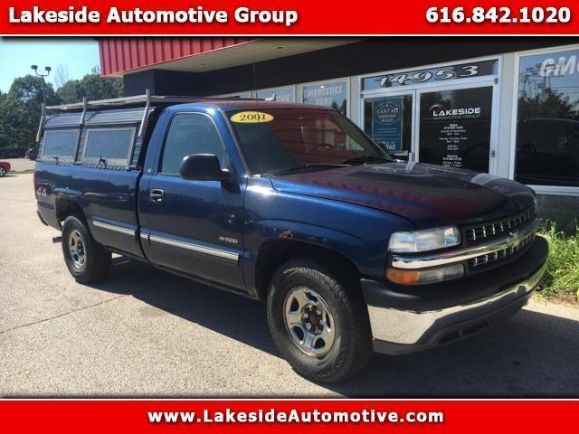 Photo Used 2001 Chevrolet Silverado 1500