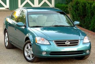Photo Used 2002 Nissan Altima 3.5 SE