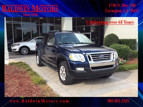 Photo 2007 Ford Explorer Sport Trac XLT