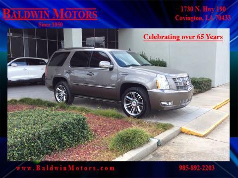 Photo 2014 Cadillac Escalade Premium