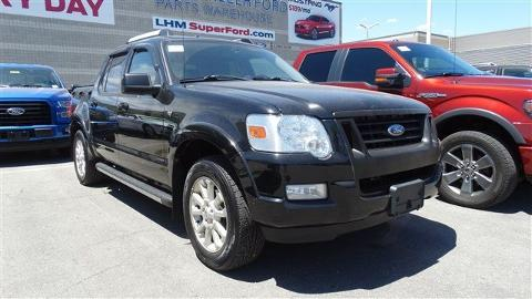 Photo 2007 Ford Explorer Sport Trac Limited
