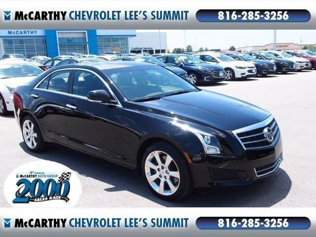Photo Used 2013 Cadillac ATS Luxury