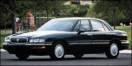 Photo Used 1998 Buick LeSabre Custom
