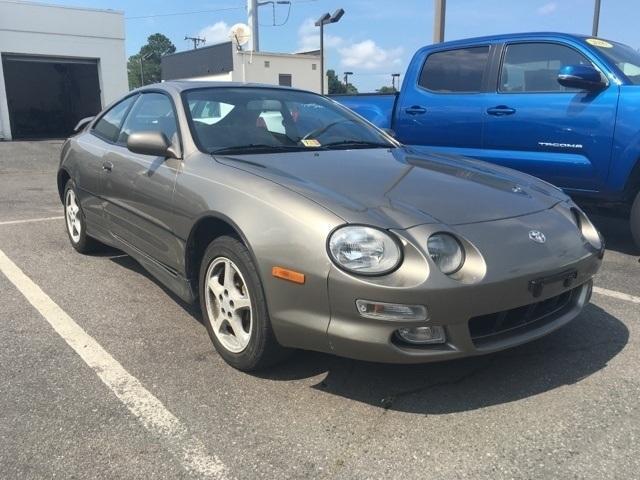 Photo Used 1996 Toyota Celica GT