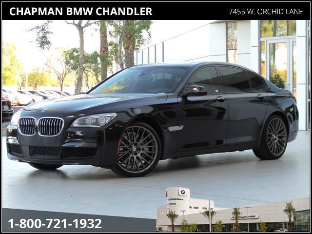 Photo Used 2015 BMW 750 i xDrive