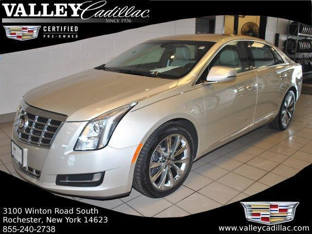 Photo Used 2015 Cadillac XTS Standard