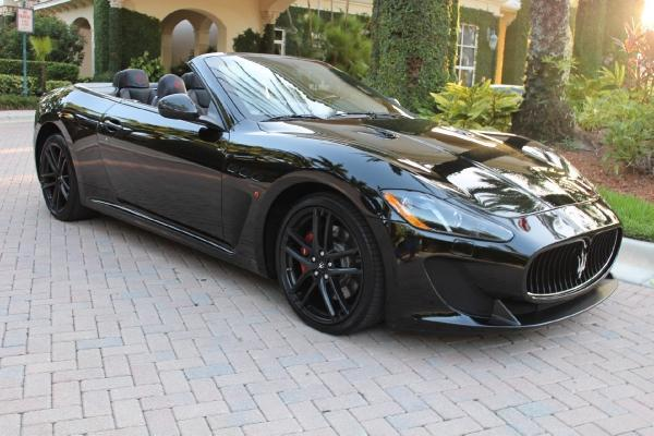 Photo Used 2013 Maserati GranTurismo MC