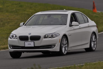 Photo Used 2013 BMW 535 535I SEDAN