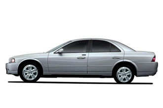 Photo Used 2006 Lincoln LS Sport