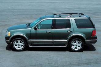 Photo Used 2004 Ford Explorer XLS