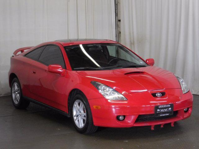 Photo Used 2002 Toyota Celica GT