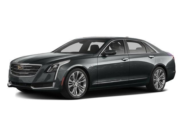 Photo Used 2016 Cadillac CT6 3.0L Twin Turbo Luxury