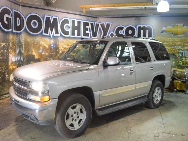 Photo Used 2005 Chevrolet Tahoe LT