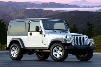 Photo Used 2005 Jeep Wrangler X