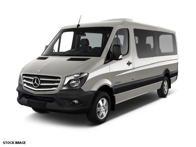 Photo Used 2016 Mercedes-Benz Sprinter 2500 170 WB High Roof