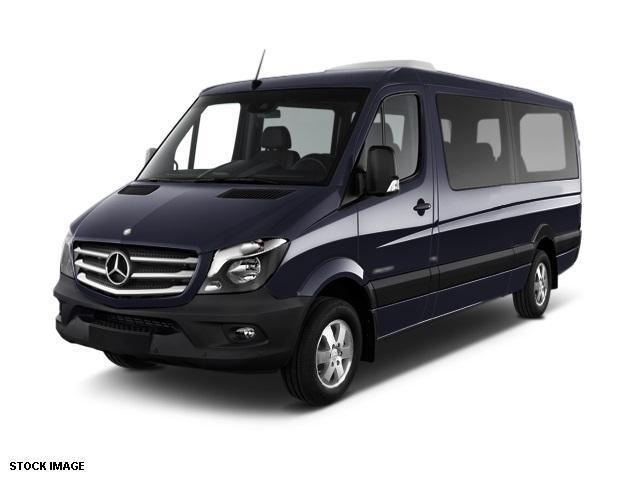 Photo Used 2016 Mercedes-Benz Sprinter 2500 144 WB