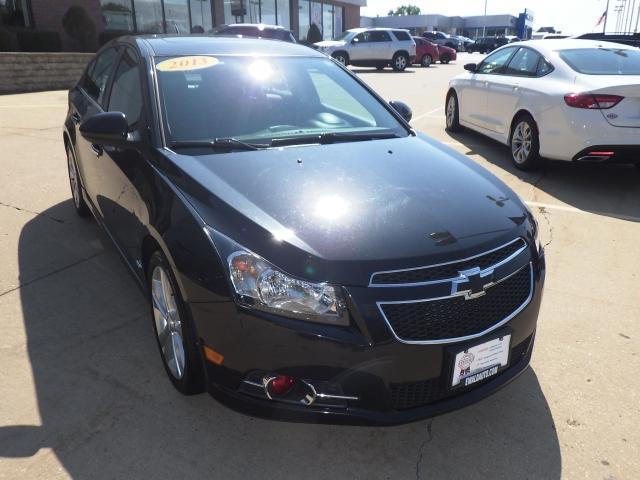 Photo Used 2013 Chevrolet Cruze LTZ