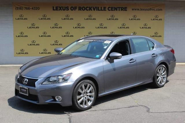 Photo Used 2013 Lexus GS 350 Base