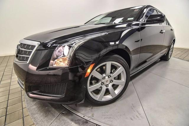 Photo Used 2013 Cadillac ATS 2.5L