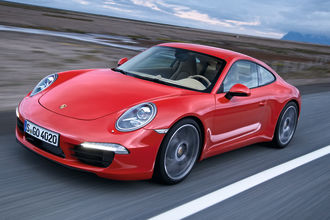 Photo Used 2013 Porsche 911 911