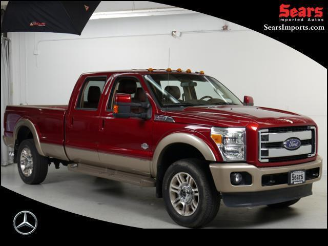 Photo Used 2013 Ford F350 King Ranch