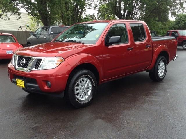 Photo Used 2014 Nissan Frontier SV