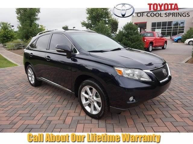 Photo Used 2010 Lexus RX 350 Base
